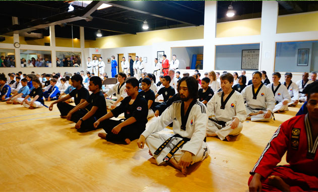 Taekwondo one day camp