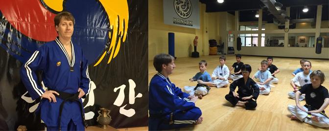 susa Taekwondo benefit