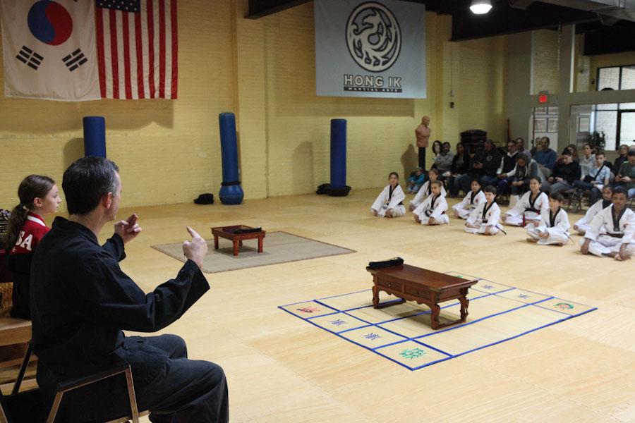 Taekwondo Black-Belt