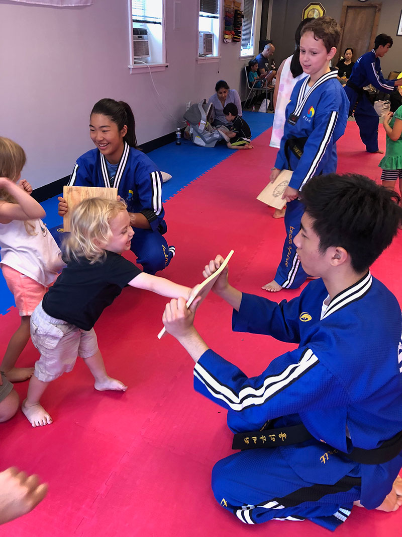 Challenge Camp and Celebration Day - Hong Ik Martial Arts