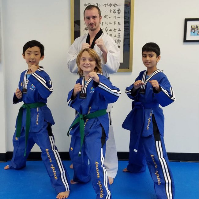 taekwondo mahwa