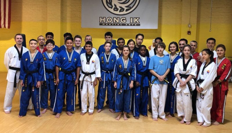 Takkwondo