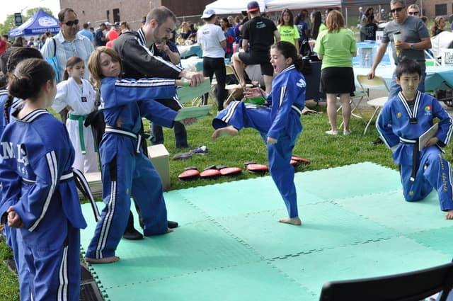 taekwondo Hongik Martial Arts