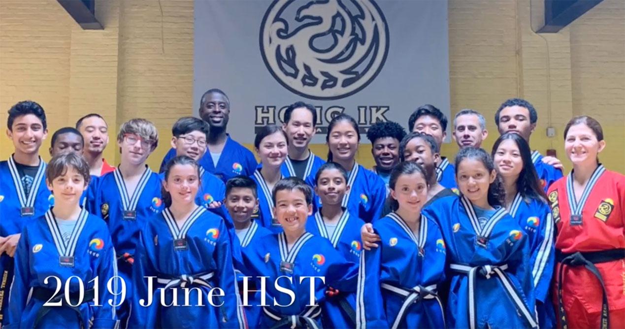 HST June 16 - Hong Ik Martial Arts - Hong Ik Martial Arts