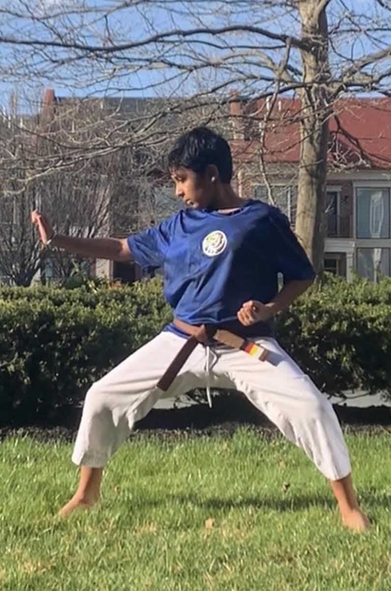 Taekwondo Test