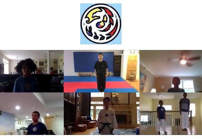 Taekwondo summer camp