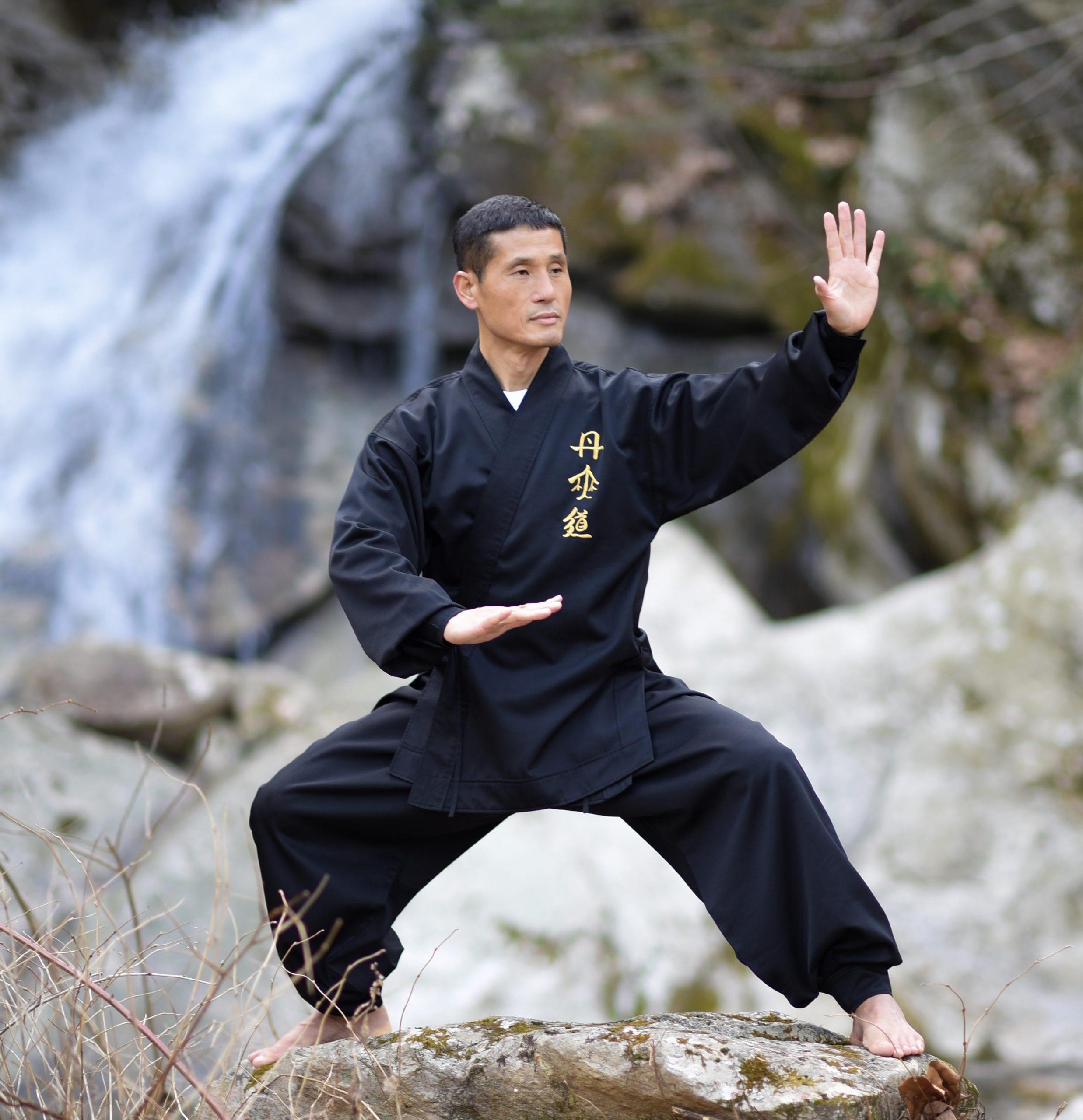 Greetings from Grand Master Yoo