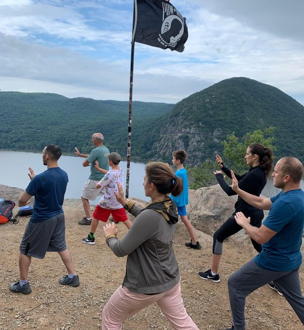Reflections on Breakneck Mountain Hike